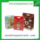 OEM 축제 선물은 생일 선물 종이 봉지를 자루에 넣는다