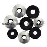Rondelle de cachetage métallisée de l'acier inoxydable 304 avec EPDM