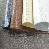 단화, 핸드백을%s 새로운 디자인 PU 빛나는 합성 가죽