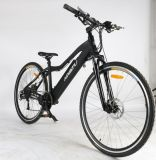 リチウムイオン電池が付いている山の電気自転車とYiso力
