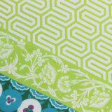 Tecido de impressão 100% Rayon 30X 30 / 68X68 para vestuário (AMA170608-11)