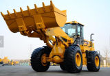 15.5 escavadora da roda da tonelada 4WD com 220HP/160kw Cummins Engine