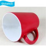 Farben-ändernde Kaffeetasse der Sublimation-12oz