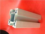 L'aluminium de prix usine a expulsé les profils 6063t5 dans anodisé