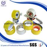 Bande d'emballage de jaune du marché de la Corée