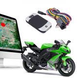 Traqueur de véhicule/moto GPS avec l'engine coupée par SMS éloigné Coban GPS303 initial
