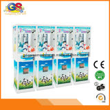 판매를 위한 장난감 클로 전자 오락실 인형 사탕 초콜렛 기중기 기계