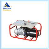 Máquina de soldadura hidráulica da extremidade da fusão da melhor tubulação do HDPE das vendas
