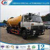 Bon camion d'aspiration d'eaux résiduaires des prix 10cbm
