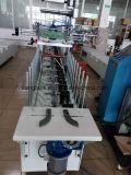 Madeira compensada do PVC e de mobília do MDF máquina de envolvimento Certificated TUV decorativa do Woodworking