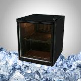 表示飲み物のためのガラスドアが付いている小型棒冷却装置
