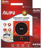 Venta caliente de la cocina de la inducción del fabricante 2200W de Ailipu en Turquía Siria Irán ALP-12 modelo