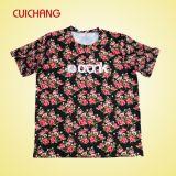 t-셔츠, 인쇄되는 t-셔츠를 인쇄하는 주문 디자이너 형식