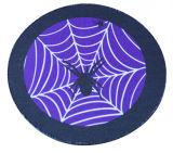 Forme ronde annonçant le couvre-tapis en caoutchouc de tapis de souris/souris