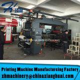Plástico de alta calidad Bolsa de la compra de impresión flexográfica Prensa