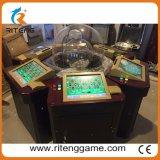 Máquina de juego eléctrica Alto-Provechosa del casino de la ruleta de 8 jugadores