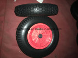 China Maxtop Factory PU Foam Wheel
