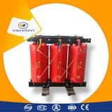 Tipo seco 3 transformador do transformador abaixador 11kv 400V 100kVA da fase