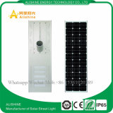 Le réverbère solaire intégré par 100W solaire de pouvoir pour la route/autoroute installent sur 10meters Pôle