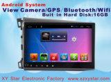 Androïde Systeem de Speler van de Auto DVD van 10.1 Duim voor Honda Civic met GPS Navigatie