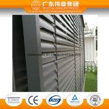 Finestra fissa ricoprente della polvere nella finestra di alluminio di ventilazione del materiale dell'alluminio 6063