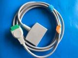 Câble du joncteur réseau EKG/ECG de GE-Marquette 11pin Aha 10