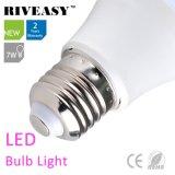 luz de bulbo do diodo emissor de luz 7W com Bis de Ce&RoHS