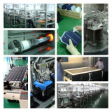 панель солнечных батарей Sunpower новой конструкции 80W гибкая Monocrystalline с TUV