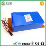 Rifornimento di corrente continua Elettrico della batteria 48V 20ah dello ione del Li della bici