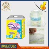 Venta al por mayor baratos fábrica de pañales de bebé Sleepy desechables fabricante