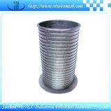 Miniera dell'acciaio inossidabile che setaccia/maglia dello schermo utilizzata in petrolio