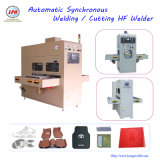 Automatic Shuttle Tray Welding / Cutting Hf Welder