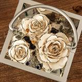 La promoción preservó el regalo de la flor para el cumpleaños de la tarjeta del día de San Valentín