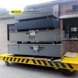La rueda del echador asoció la carretilla de la transferencia de la materia prima del transportador del taller