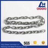 Catena a maglia standard dell'acciaio inossidabile DIN763 AISI316