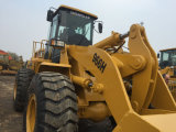 販売のための使用された猫966hの車輪ローダーによって使用される重い装置