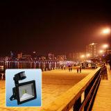 Waterdichte IP65 20W LEIDENE het van uitstekende kwaliteit van de Sensor Licht van de Vloed