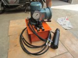 Machine électrique de tension de barre en acier de Jack