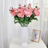 Fiore artificiale realistico della Rosa per la cerimonia nuziale