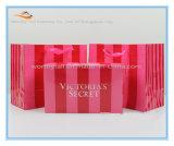 Bunter verpackender Papierbeutel des geschenk-2016 mit Firmenzeichen-Drucken