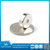 Magnete del motore di NdFeB del neodimio sinterizzato alta qualità