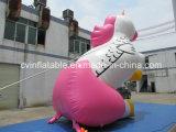 Unicorno gonfiabile gigante