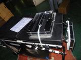 AGOt013 Ce&ISOの金属フレームの黒の油圧操作テーブル