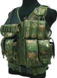 045의 메시 황록색 군복 전술상 조끼