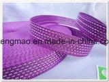 """1.25 """" tessiture viola di 600d pp per gli accessori del sacchetto"""