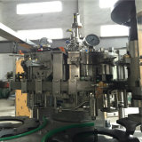 Het Vullen van de Fles van het Glas van de Kola van CDD Spoelende het Afdekken Machine