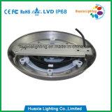 내식성 & 산 증거 Ss316 IP68 벽은 LED 수영장 램프를 설치한다