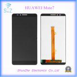 Visualizações ópticas LCD de toque para o companheiro 7 M7 de Huawei