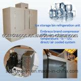 2 Bak van de Diepvriezer van het Ijs van de Capaciteit 1000L van deuren de Populaire (gelijkstroom-1000)