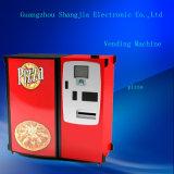 Máquina expendedora de pizza fresca de pizza automáticos funcionan